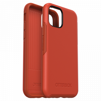 Ударопрочный чехол OtterBox Symmetry для iPhone 11 Pro Risk Tiger Red/Orange