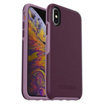 Чехол OtterBox Symmetry для iPhone X/Xs Tonic Violet
