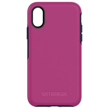 Чехол OtterBox Symmetry для iPhone X/Xs Mix Berry Jam