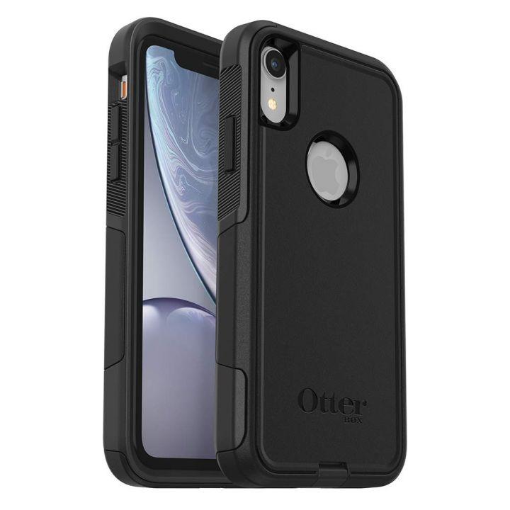 Чехол OtterBox Commuter для iPhone XR Black