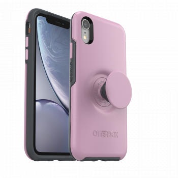 Чехол OtterBox + Pop Symmetry Series for iPhone XR Mauvelous