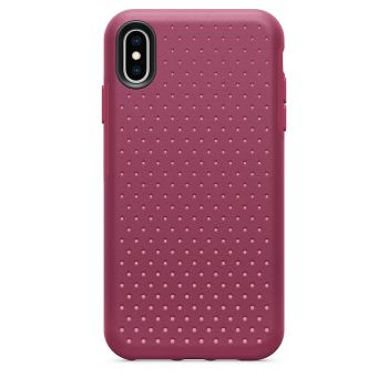 Чехол OtterBox Statement Moderne Series Case для iPhone XS Max Berry