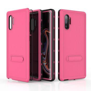 Водонепроницаемый ударопрочный чехол Redpepper Dot+ Series для Samsung Galaxy Note 10 Pink