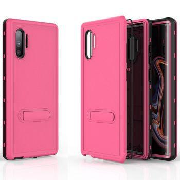 Водонепроницаемый ударопрочный чехол Redpepper Dot+ Series для Samsung Galaxy Note 10+ Pink