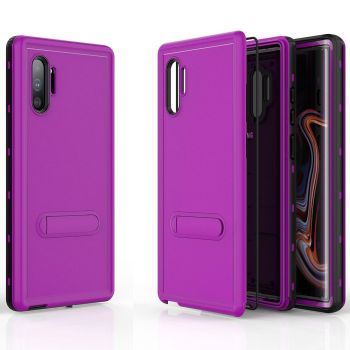 Водонепроницаемый ударопрочный чехол Redpepper Dot+ Series для Samsung Galaxy Note 10+ Purple