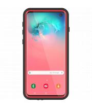 Водонепроницаемый ударопрочный чехол Redpepper Dot+ Series для Samsung Galaxy S10 Red