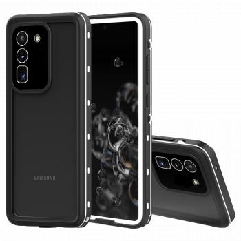 Водонепроницаемый ударопрочный чехол Redpepper Dot+ Series для Samsung Galaxy S20 White