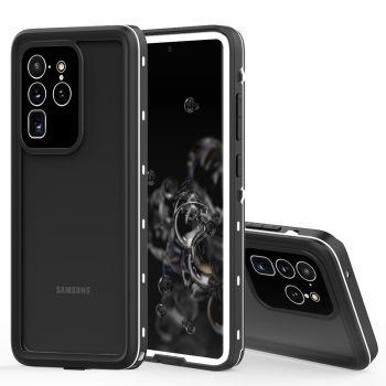 Водонепроницаемый ударопрочный чехол Redpepper Dot+ Series для Samsung Galaxy S20+ White
