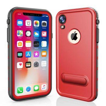 Водонепроницаемый ударопрочный чехол Redpepper Dot+ Series для iPhone XR Red