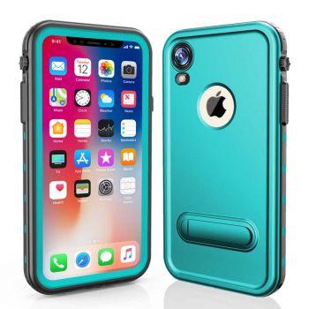 Водонепроницаемый ударопрочный чехол Redpepper Dot+ Series для iPhone XR Sea Blue