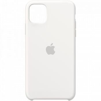 Чехол Apple Silicone Case White для iPhone 11