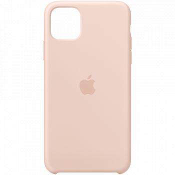 Чехол Apple Silicone Case Pink Sand для iPhone 11