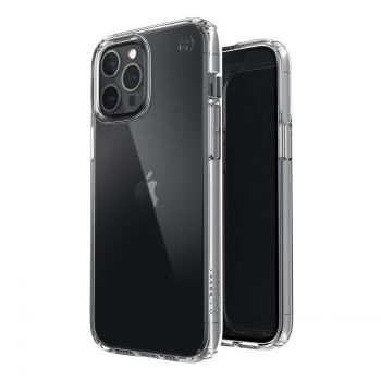 Ударопрочный чехол Speck Presidio Perfect Clear для iPhone 12 Pro Max