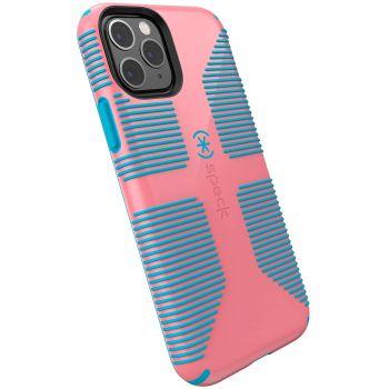 Ударопрочный чехол Speck CandyShell Grip Toucan Pink/Capri Blue для iPhone 11 Pro