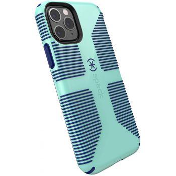 Ударопрочный чехол Speck CandyShell Grip Cool Blue/Cadet Blue для iPhone 11 Pro