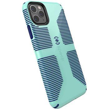 Ударопрочный чехол Speck CandyShell Grip Cool Blue/Cadet Blue для iPhone 11 Pro Max
