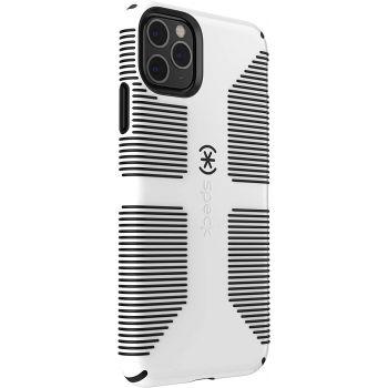 Ударопрочный чехол Speck CandyShell Pro Grip White/Black для iPhone 12 Pro Max