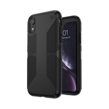 Чехол Speck Presidio Grip для iPhone XR BLACK/BLACK