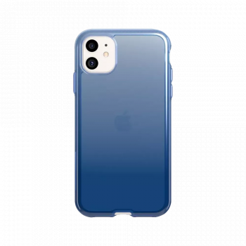 Ударопрочный чехол tech21 Pure Ombre для iPhone 11 Purple