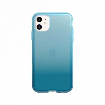 Ударопрочный чехол tech21 Pure Ombre для iPhone 11 Peppermint Bue