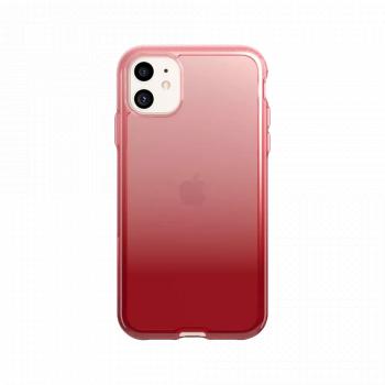 Ударопрочный чехол tech21 Pure Ombre для iPhone 11 Cherry Red