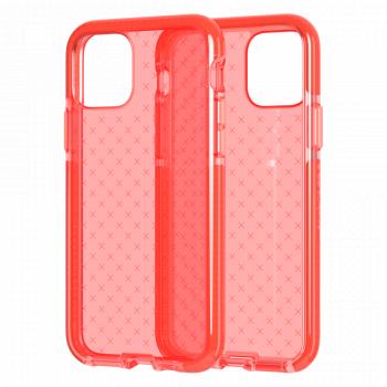 Ударопрочный чехол tech21 Evo Check для iPhone 11 Pro Coral My World