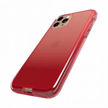 Ударопрочный чехол tech21 Pure Ombre Cherry Red для iPhone 11 Pro