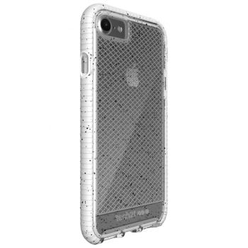 Чехол tech21 Evo Check Active Edition для iPhone 7/8/SE CLEAR/WHITE