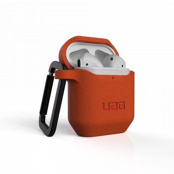 Чехол защитный UAG STANDARD ISSUE SILICONE_001 для Apple AirPods Orange оранжевый