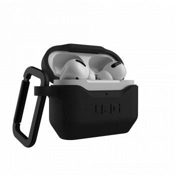 Чехол защитный UAG STANDARD ISSUE SILICONE_001 для Apple AirPods Pro Black черный