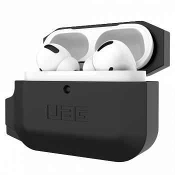 Чехол защитный UAG для Apple AirPods Pro Black черный