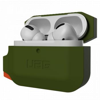 Чехол защитный UAG для Apple AirPods Pro Olive Drab оливковый