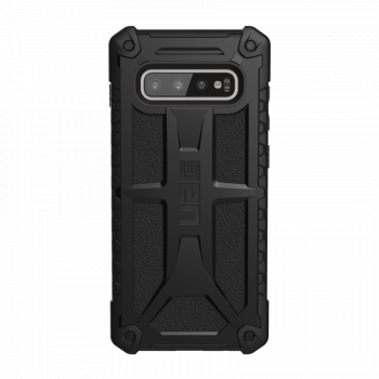Чехол Urban Armor Gear Monarch Black для Samsung Galaxy S10 Plus