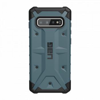Чехол Urban Armor Gear Pathfinder Slate для Samsung Galaxy S10 Plus синий