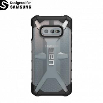 Чехол Urban Armor Gear Plasma Ice для Samsung Galaxy S10e серый прозрачный