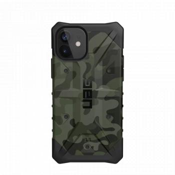 Ударопрочный чехол Urban Armor Gear Pathfinder Forest Camo для iPhone 12