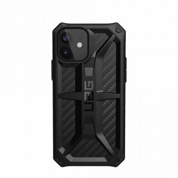 Ударопрочный чехол Urban Armor Gear Monarch Carbon Fiber для iPhone 12