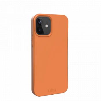 Ударопрочный чехол Urban Armor Gear Outback Bio Series Orange для iPhone 12
