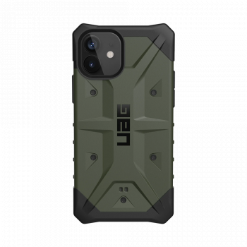 Ударопрочный чехол Urban Armor Gear Pathfinder Olive для iPhone 12