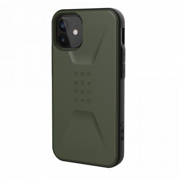 Ударопрочный чехол Urban Armor Gear Civilian Series Olive для iPhone 12 mini