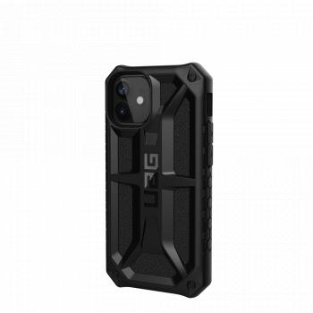 Ударопрочный чехол Urban Armor Gear Monarch Black для iPhone 12 mini