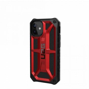 Ударопрочный чехол Urban Armor Gear Monarch Crimson для iPhone 12 mini