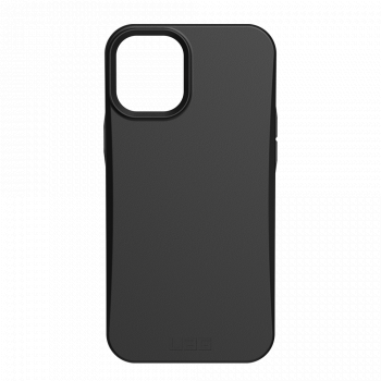 Ударопрочный чехол Urban Armor Gear Outback Bio Series Black для iPhone 12 mini