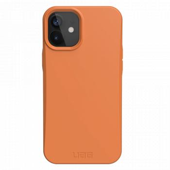 Ударопрочный чехол Urban Armor Gear Outback Bio Series Orange для iPhone 12 mini