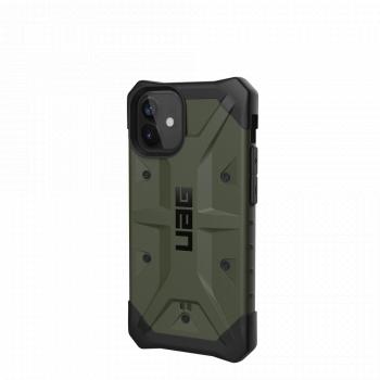 Ударопрочный чехол Urban Armor Gear Pathfinder Olive для iPhone 12 mini