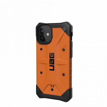 Ударопрочный чехол Urban Armor Gear Pathfinder Orange для iPhone 12 mini