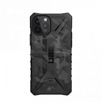 Ударопрочный чехол Urban Armor Gear Pathfinder Black Midnight Camo для iPhone 12 Pro
