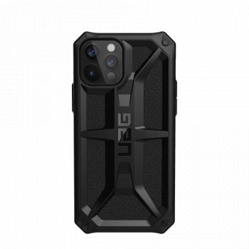 Ударопрочный чехол Urban Armor Gear Monarch Black для iPhone 12 Pro