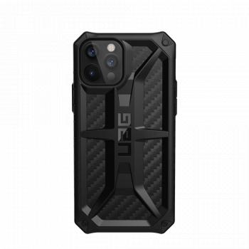 Ударопрочный чехол Urban Armor Gear Monarch Carbon Fiber для iPhone 12 Pro