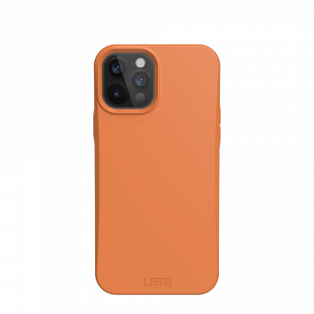 Ударопрочный чехол Urban Armor Gear Outback Bio Series Orange для iPhone 12 Pro